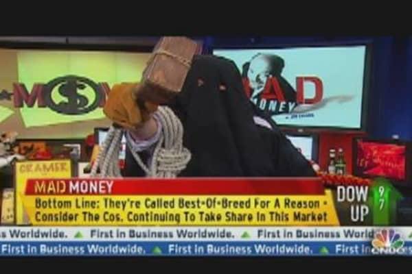Cramer's 'Best of Breed' Stock Picks