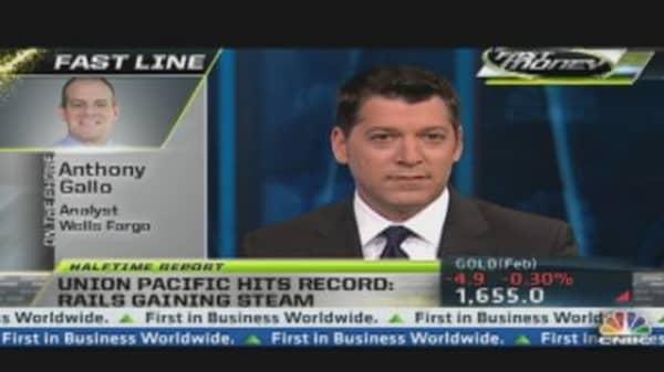 Trading Financials, Rails & IBM