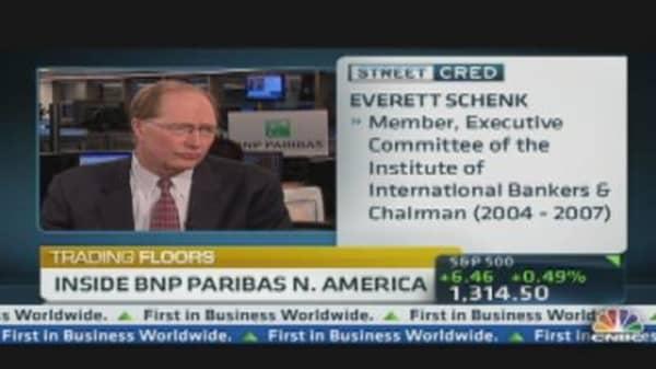 BNP Paribas CEO on Markets & Europe Crisis