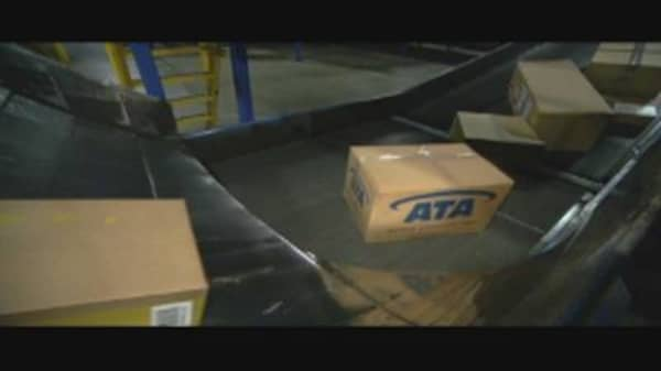 FedEx's Super Scanners