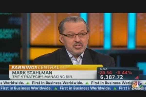 IBM Earnings Boost Shares