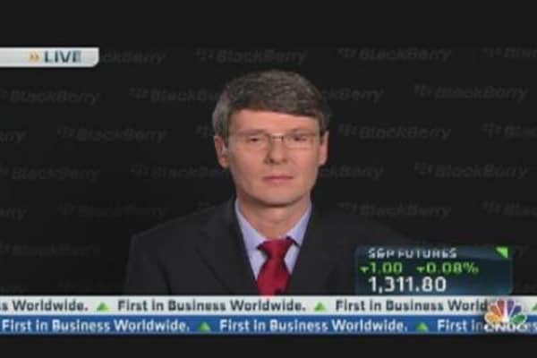 RIM's New CEO Heins on Future Strategy