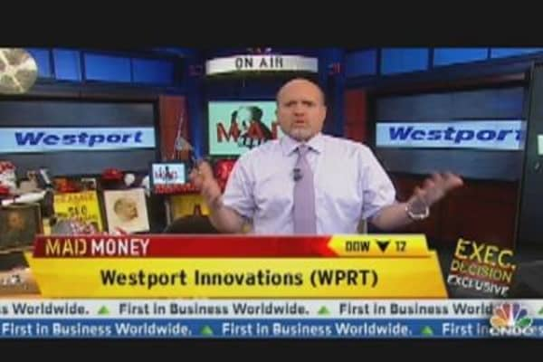 Westport Innovations CEO Sees Nat Gas Opportunities