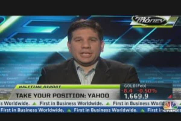 Yahoo Primed for Turnaround?