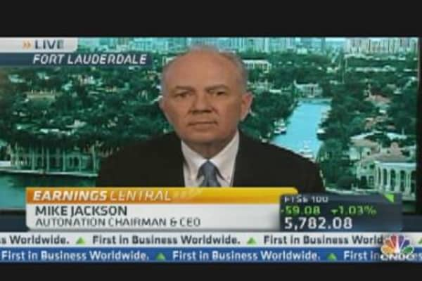 Autonation CEO on Q4 Results