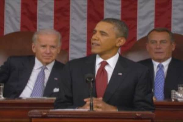 President Obama: State of the Union 2012
