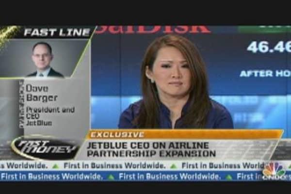 JetBlue CEO on Earnings