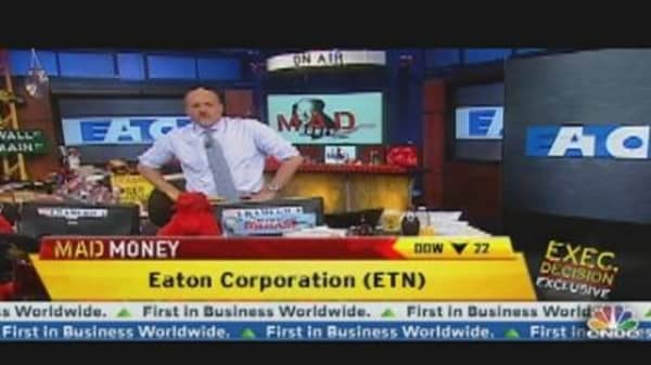 Eaton CEO on Earnings & Outlook