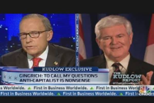 Gingrich: Romney Doesn't Understand the 'Real' World
