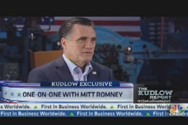Romney Sounds Off on 'Buffett Tax'
