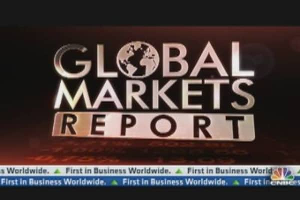 Global Markets Update: Europe Extends Losses as Wall Street Slumps