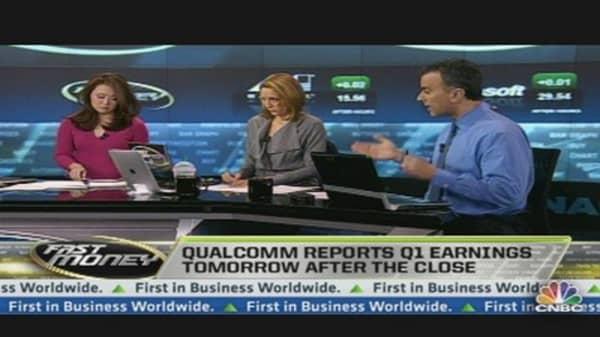 Broadcom's Earnings Trade