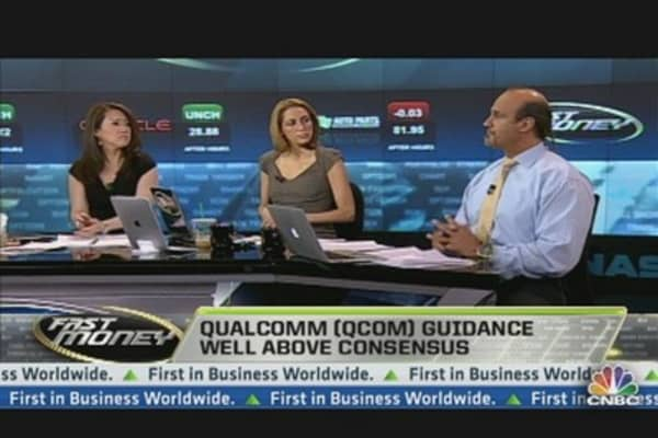Qualcomm Earnings, a Beat & a Raise