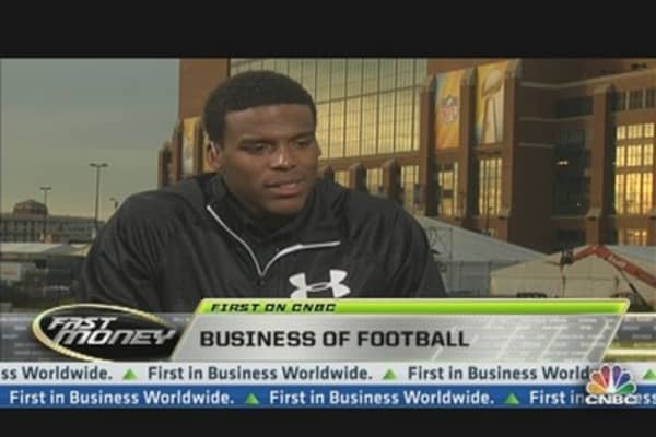 QB Cam Newton & the Business of Football