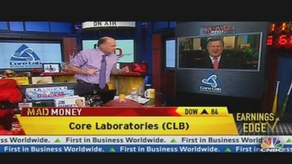 Core Labs CEO on Earnings