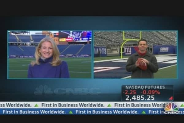 Super Bowl Economies: Boston vs New York