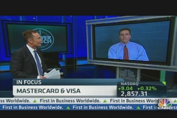 Cashing in on Credit Card Stocks
