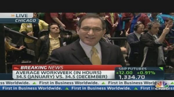 Santelli: Here's What's Wrong With the Jobs Number