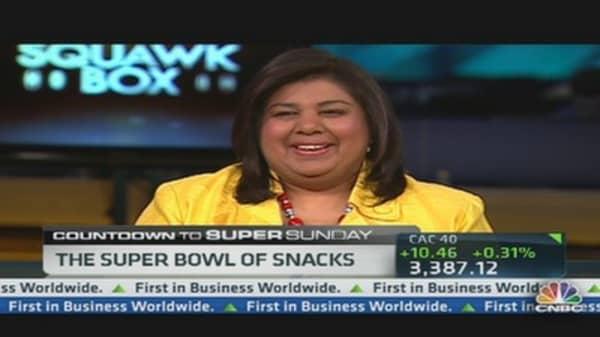 Frito-Lay Ready For Super Bowl