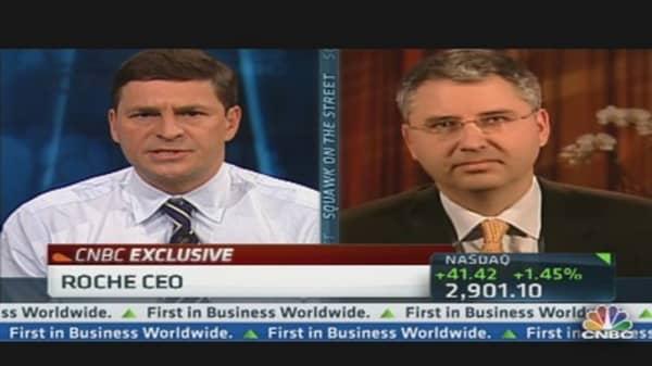 Roche CEO on Illumina Deal