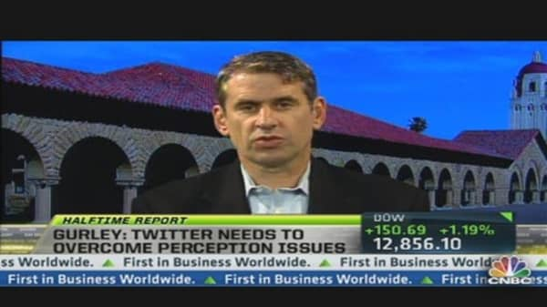 Twitter to Go Public Too?