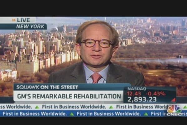 Inside GM's 'Remarkable' Rehabilitation