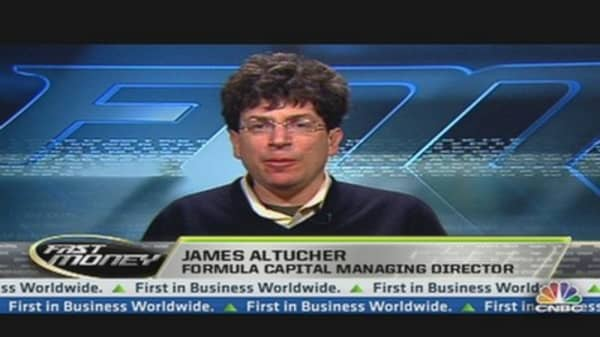 Altucher: Apple Worth $1 Trillion?