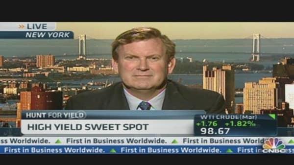 High Yield Sweet Spot