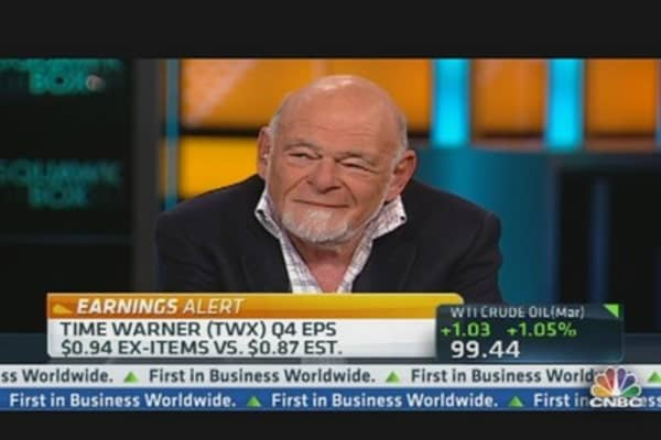 Sam Zell: Housing Hole Bigger Today