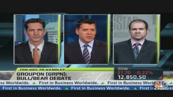 Sell Groupon Says Morningstar Analyst