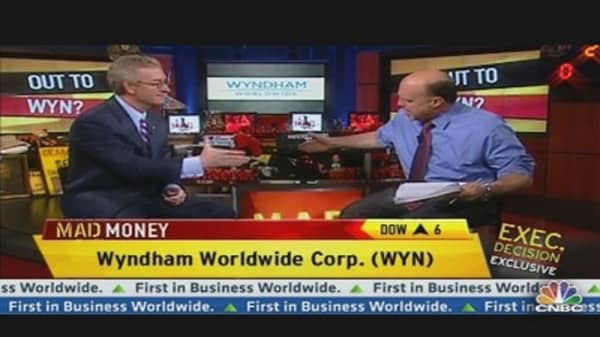 Wyndham CEO Talks Earnings