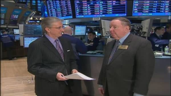 90 Seconds with Art Cashin: Greek Deal Not Affecting Markets Yet