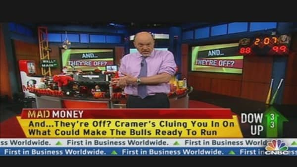 Cramer: How to Spot a Bull Market