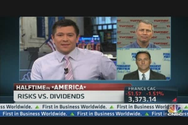 Risks Vs. Dividends