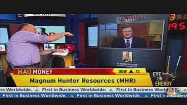 Magnum Hunter's Rapid Growth