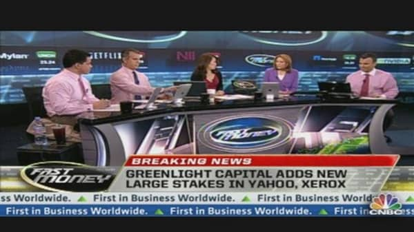 Breaking News: Greenlight Capital's 13F Holdings