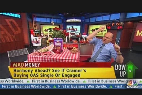 Cramer: POST Benefits From Break Up