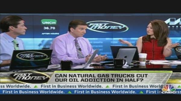 Pickens: Cheapest Energy in World in U.S.