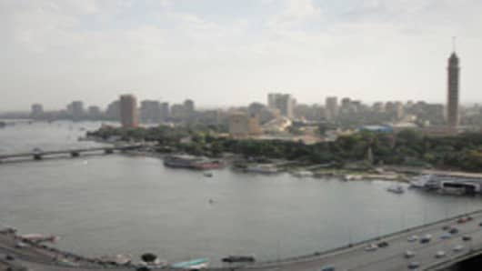 Egypt begins its first round of presidential elections.