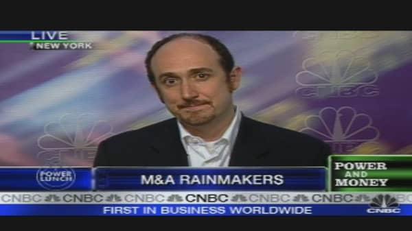 M&A Rainmakers