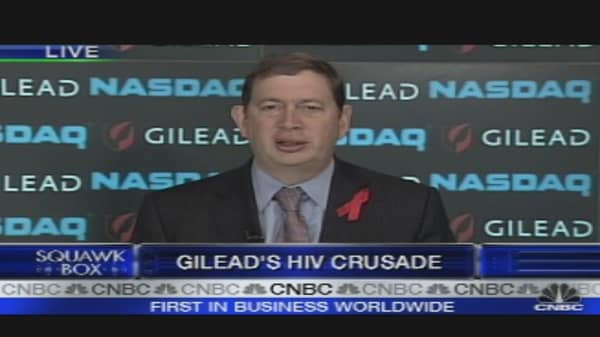 Gilead's HIV Crusade