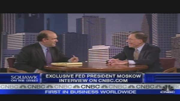 Moskow Interview Recap
