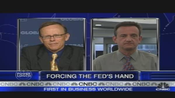 Fed in a Corner?