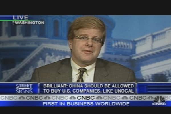 Paulson's China Agenda