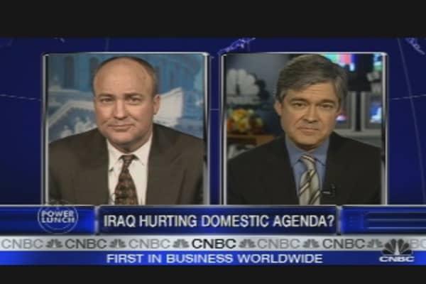 Bush, Iraq & the Economy
