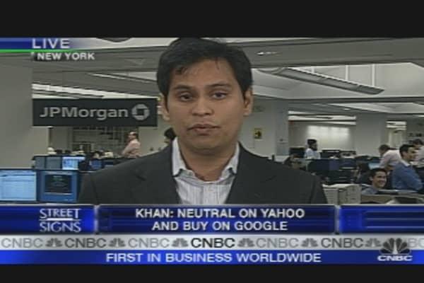 Yahoo Reshuffle