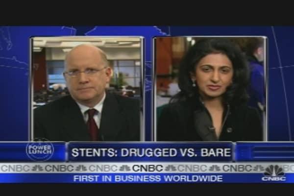 Stent Debate