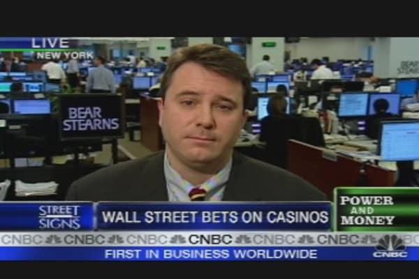 Big Play on Casino Stocks