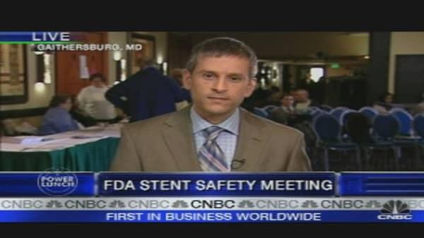 FDA Stent Safety