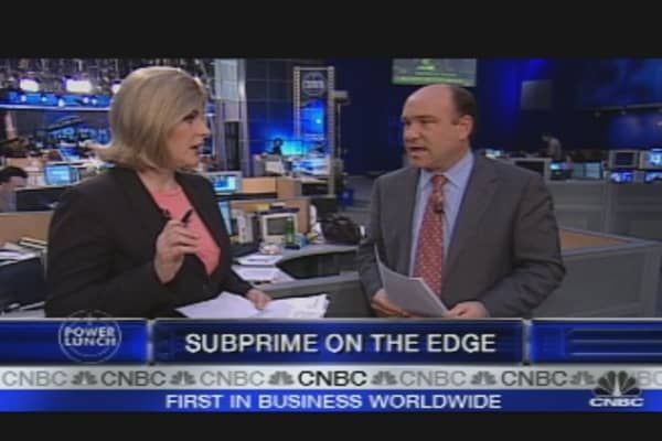 Subprime Problems